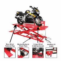 Scissor Lifts For Motorcycles