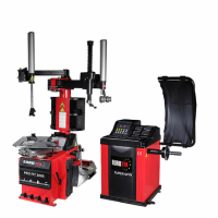 Tyre Changer and Wheel Balancer Pro Pack 1