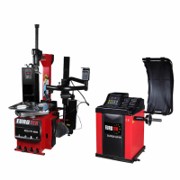 Tyre Changer and Wheel Balancer Pro Pack 2