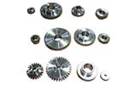 Straight Cut Spur Gears for Motorbikes