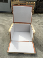 ISPM15 Compliant Wooden Crates