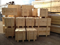 ISPM15 Compliant Wooden and Plywood Packing Cases