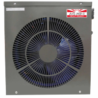 AG Mini UK Plug and Play Pool Heat Pump for Above Ground Pools up to 10m3
