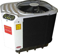 Angel Fire Swimming Pool Heat Pumps 17.3kw 3 Phase