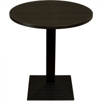 Wenge Complete Step Round Table