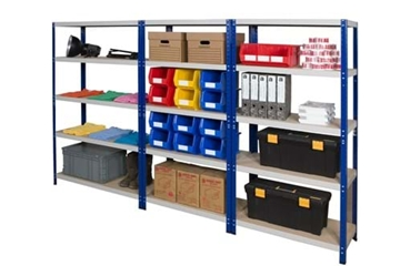 Suppliers Of Commercial Shelving