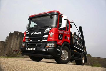 Leading Skip Hire South Wales