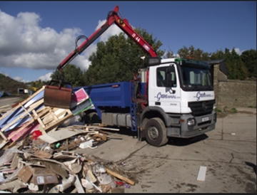 Grab Lorry For Hire In Marshfield