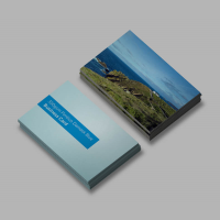 Smooth Finish Business Cards