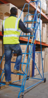 Provider of Warehouse Mobile Safety Steps