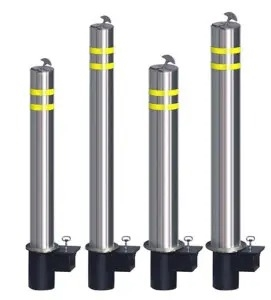 UK Suppliers Of Removable Bollards