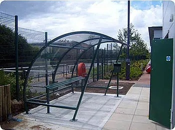 Manufacturer Of Secure Cycle Parking