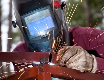 On Site Welding Services Cornwall