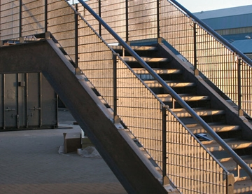 Stainless Steel Architectural Work Cornwall