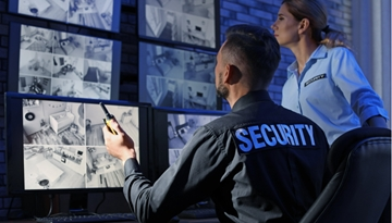 Secure CCTV Monitoring Solutions