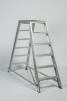 Lightweight Double Sided Folding Step Ladder