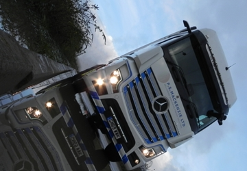 Specialist Road Freight Services