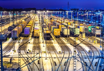 Rail Freight Services UK
