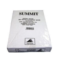 White Counter Bags 08x10 Boxed With Lip per 1000