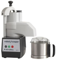 Robot Coupe R301 Ultra Bowl Cutter and Veg Prep Machine 1 Phase