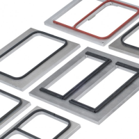 BARQ240 Forming Plate Two Compartment