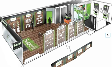 Shop Fit Out Services Europe