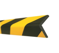 1000mm Self Adhesive Foam Edge Protection - Right Angle 60/60