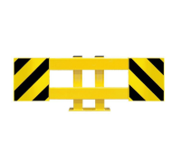 Adjustable Racking End Frame Protectors - With End Plates