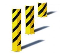 Racking Upright & Column Protectors - Right Angle Profile