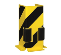 Racking Upright & Column Protectors With Guide Rollers