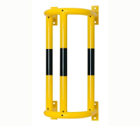 WALL MOUNTED VERTICAL PIPE PROTECTORS