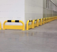 Tubular Protection Guards With Under-Run Plates