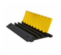 Cable and Hose Protection Ramp - 3 Channel Large