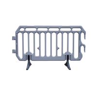 HDPE Temporary Crowd Barrier