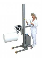 MK5 Compac Stainless Steel Lifting Machine for Pharmaceuticals
