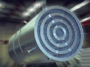 Cylindrical Industrial Silencers
