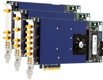 PCI express waveform generator cards