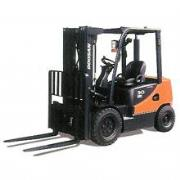 Fork Lift Canopies