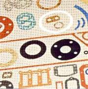 Taylor rings Gaskets