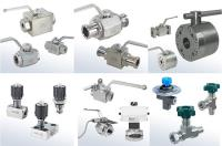 Ball Valves and Flow Control Valves