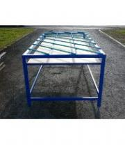 Assembly Bench & Run Out Tables