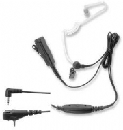 Acoustic tube Earpiece