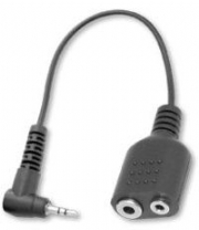 Cobra & Motorola Icom Earpiece Adaptor cable