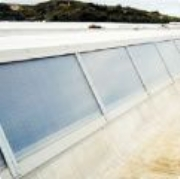 Multiwall Polycarbonate Sheet Vertical Glazing