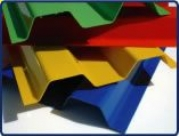 Coloured PVC Roofing