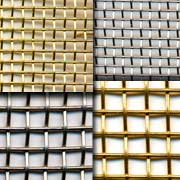 Brass and Stainless Steel Wire Metal Mesh