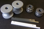 Ceramic Wed Rolls and Components