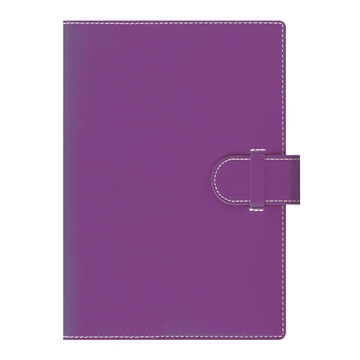 Passion for plum - desk diaries with a twist