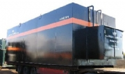 Enclosed Double Skin Tanks for Hire