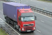 articulated lorry Couriers